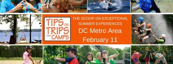 Teen trips in the summer