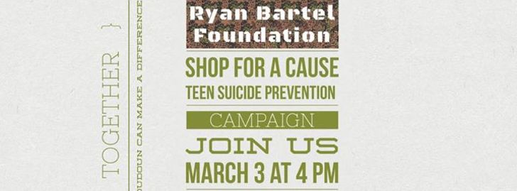 One Loudoun Teen Suicide Prevention Campaign- Ryan Bartel Foundation - Ashburn, VA