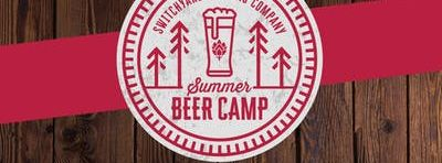 Switchyard Summer Beer Camp