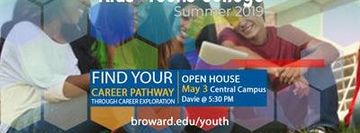Open House: 2019 Kids and Teens College - Broward College