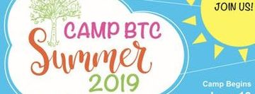 BTC Summer Camp Open House