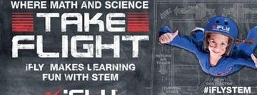 STEM Educators Open House at iFLY/Oct. 6th